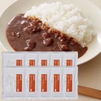 ビーフカレー辛口(200g×10袋)