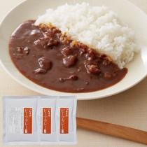 ビーフカレー辛口(200g×3袋)