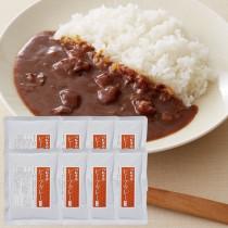 ビーフカレー辛口(200g×8袋)