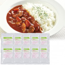 トマト野菜カレー(210g×10袋)