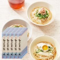 紬手延素麺・ご自宅用(30袋)