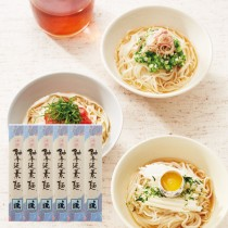 紬手延素麺・ご自宅用(6袋)
