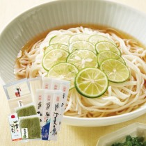 初夏の麺まつりセット・つゆ付