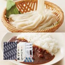 【送料込】埼玉めん・カレーセット