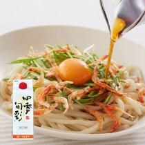四季旬彩つゆ・自宅用(500ml)